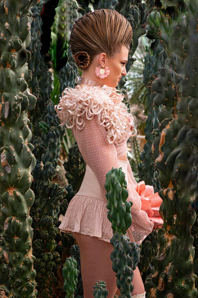Workshop Robin Sommers, styling Monique Desar, MUA Sha Vlijter